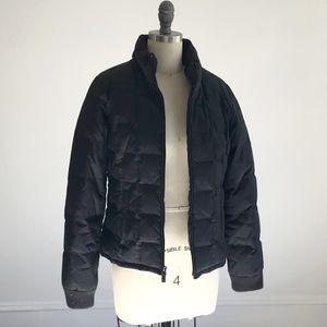 Black Old Navy Winter Puffer Coat/Jacket